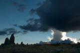 ÿäåðíûå îáëàêà / nuclear clouds on the Plateau of Serenity