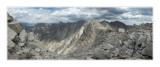 Altai. Peak of Falling Stones