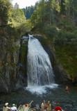 Âîäîïàä Êîðáó / Korbut waterfall