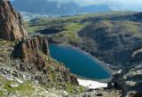 ãëóáîêîå îçåðî ïîä ïëàòî Áåçìÿòåæíîñòè / deep-deep lake below the Plateau of Serenity