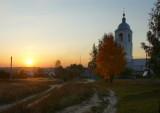 Leonovo village, The Chuch of the Epiphany, 1820-1825