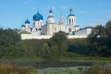 The town of Bogolyubovo. The Holy Bogolyubovo Monastery,1155