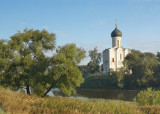 Church of the Intercession on the Nerl river, 1165