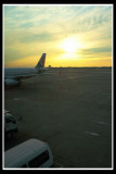 Beautiful sunset at Taoyuan airport.jpg