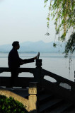 Morning, West Lake, Hangzhou