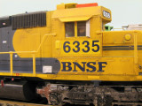 GE builders sticke on a GM loco?