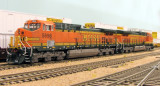 & BNSF 5656 a 2nd AC unit.