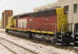 MRL SD45 7556