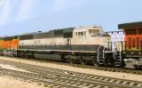 BN (BNSF) 9512, Athearn Genesis SD70MAC
