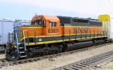 BNSF 6367, Athearn RTR SD40