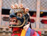 Festival - Trongsa Dzong