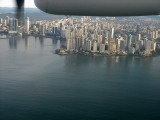 A view over Panama City