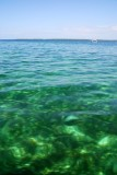 Cristal clear waters....