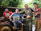 Tito, me, Jose and Alejandro