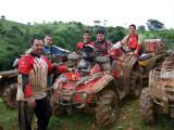 Tito, me, Alejandro, Isaac and Carlos