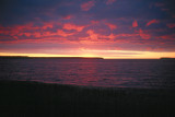 Evening Storm on Lake Superior