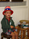 Cornie Walton's Fourth of July Party Pictures