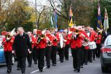 Thornaby Remembrance Parade