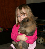 Ellie and Rabbit