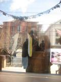 flemington reflection.