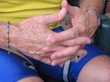 vince bicyclist