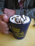 vince's hot chocolate