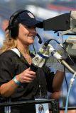 CBS camera woman