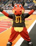 Sparky - New York Dragons mascot