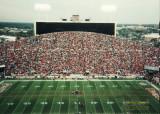 Last NFL game played at Tampa Stadium