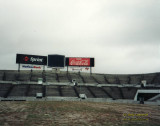 Empty Tampa Stadium a few days before it was demolished