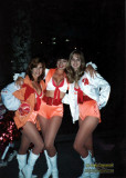 Tampa Bay Buccaneers cheerleaders circa 1995