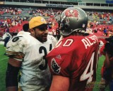 Jerome Bettis & Mike Alstott