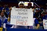 Kansas Jayhawks fan