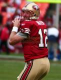 San Francisco 49ers QB Trent Dilfer