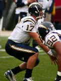 San Diego Chargers QB Phillip Rivers