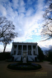 President's Mansion at the University of Alabama