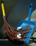 Big Sweep by Claes Oldenburg & Coosje van Bruggen - Denver Art Museum