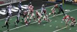 Grand Rapids Rampage kicker Brian Gowins