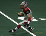 Grand Rapids Rampage WR Timon Marshall