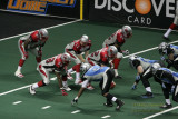 Grand Rapids Rampage offensive unit