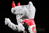 Blitz - the Rampage mascot