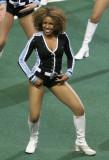 Kansas City Brigade Cheerleader