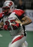 Grand Rapids Rampage FB/LB Johnnie Balous