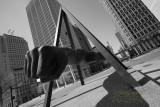 Joe Louis' fist - Detroit, MI