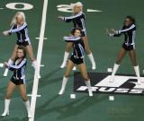 AFL Kansas City Brigade cheerleaders