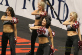 AFL Grand Rapids Rampage cheerleaders