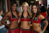 NFL Tampa Bay Buccaneers cheerleaders