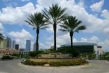 Tampa, Florida from Harbor Island