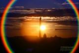 Washington D.C. at Sunrise