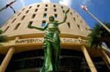 Justice Sculpture